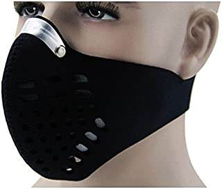 Respro Metro Anti Pollution FACE MASK - Black New L