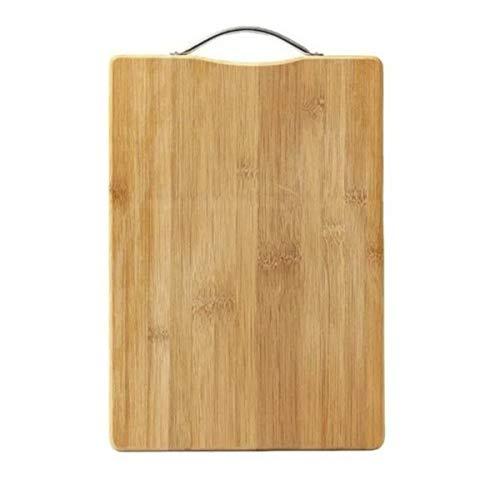 Tabla De Picar De Madera De 100% Bambu 30x20 Cm | Ad-01