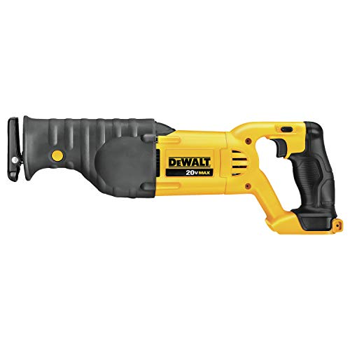DEWALT 20V MAX Reciprocating Saw, Tool Only (DCS380B)
