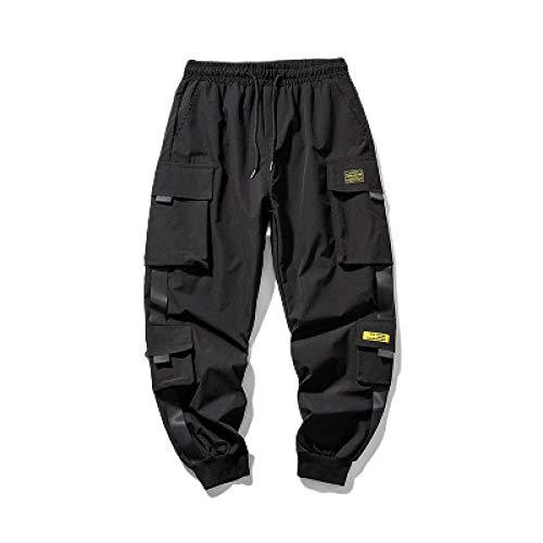 Pantalones Casuales para Hombre Productos Streetwear Moda Casual Hip Hop Pantalones para...