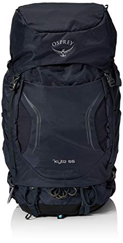 Osprey Europe Women's Kyte 56 Backpack, Mulberry Purple, S/M