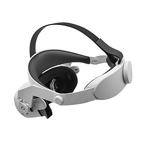 Dan&Dre Correa para la cabeza compatible con auriculares Oculus Quest 2 diadema correa de repuesto accesorios VR