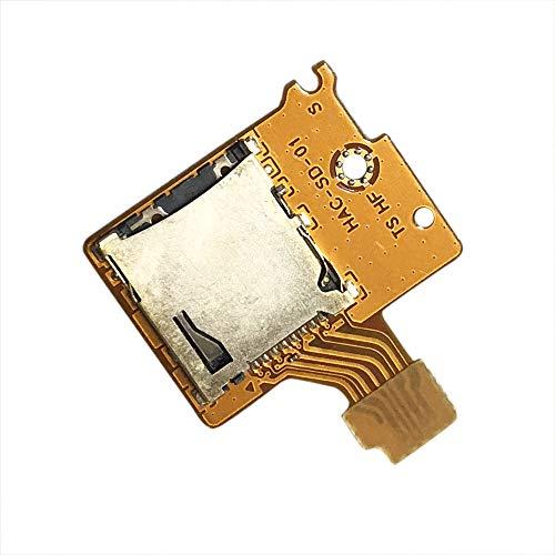 Gintai - Cavo di ricambio per lettore di schede SD per Nintendo Switch HAC-SD-01 HAC-001 HAC-001 (-01) 6,2 cm