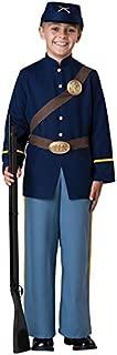 Civil War Soldier Child Costume