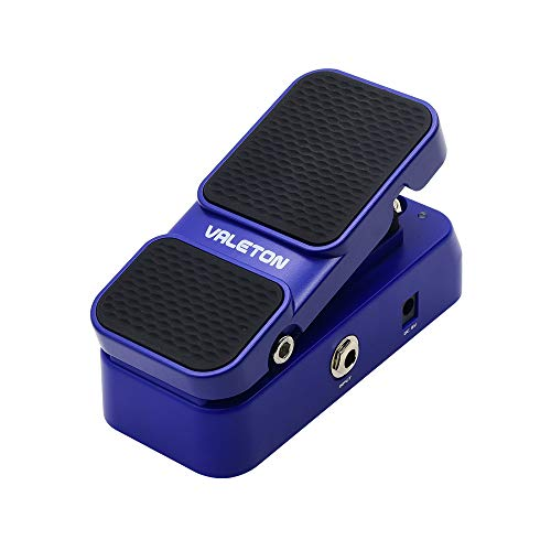 Valeton EP-1 Active Volume & Wah Guitar Bass Effects Pedal