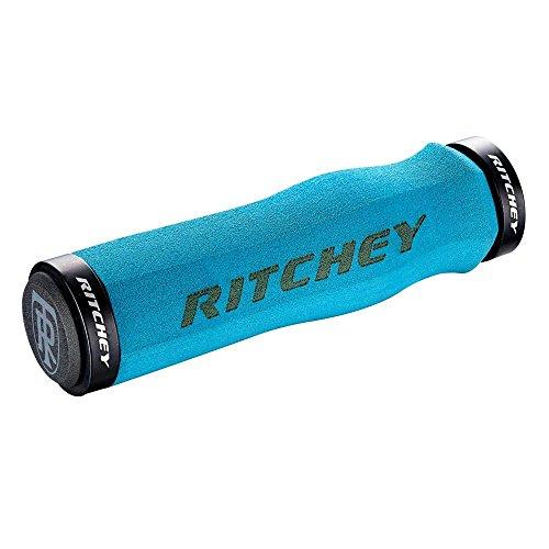 Ritchey WCS Ergo Lenkergriffe Blau 130mm