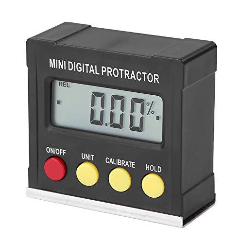 ACHICOO - Mini medidor de inclinación digital electrónico con ángulo magnético