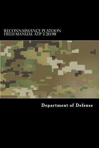 Reconnaissance Platoon Field Manual ATP 3-20.98