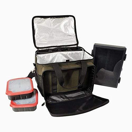 TF Gear Thermal Cool Bag Carp Fishing Compact Luggage Storage for Bait