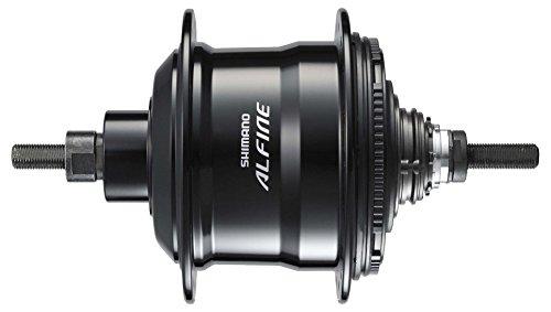 SHIMANO Alfine Di2 SG-S7051 Getriebenabe für Scheibenbremse 11s schwarz Ausführung 32H 2019 Naben für Fahrrad