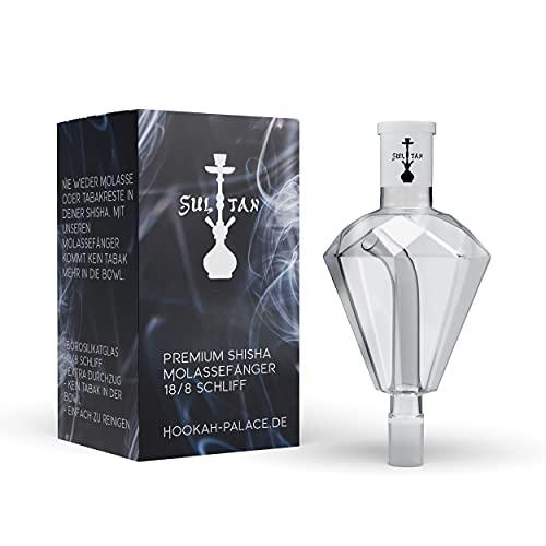 Shisha Molassefänger 18/8 Schliff für jede Shisha geeignet (Small Diamond)