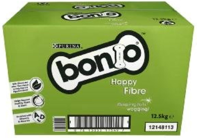 Bulk Dog Treats  Bonio Happy Fibre 12.5kg