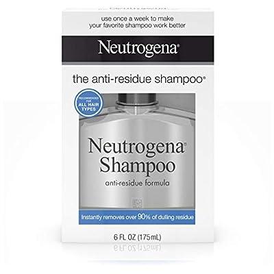 Neutrogena Anti-Residue Shampoo Gentle