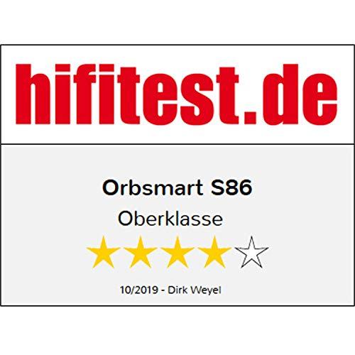 Orbsmart S86 Android 9.0 4K HDR10+ TV-Box/Mini PC (Hexacore-CPU S922X, 4GB RAM, HDMI 2.1, Gigabit-LAN, Dualband WLAN-ac, BT 4.1)