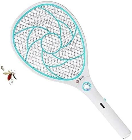Photo de raquette-electrique-anti-mouches