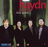 ハイドン:弦楽四重奏曲第31番, 第63番「日の出」/ピアノ協奏曲 ト長調/ヴァイオリンとピアノのための協奏曲(アパップ/デリアン・クァルテット)