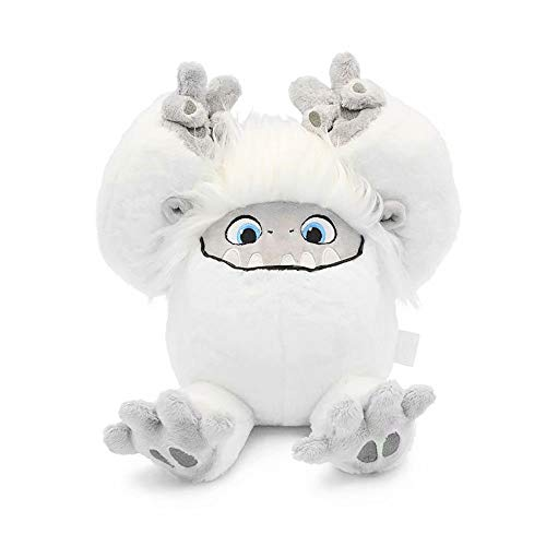 Yangzriver Abomi-nable Everest Soft Toy Cute Snow Monster Stuffed Animal Plush Toy Sleeping Super Soft Everest Yeti Doll Christmas Birthday Gift for Kids