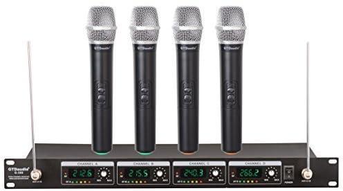 GTD Audio G-380H VHF Wireless Microphone