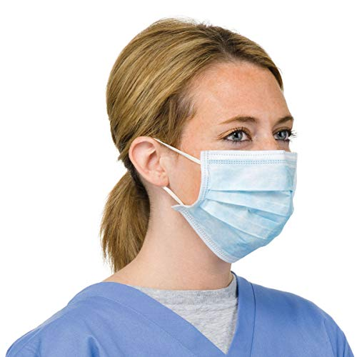 500x-REALPACK-Branded-Surgical-FACE-Protector-with-Ear-Loops-Medical-DUST-3-PLY