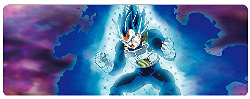 MOUSEPADBD Muispads, Dragon Ball Anime800 mm X 300 mm X 3 mm, spel muismat voor PC A