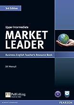 Market Leader Upper Intermediate Teacher's Resource Book and Test Master CD-ROM Pack