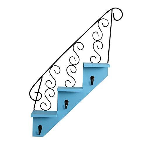 Met Haak Multifunctioneel Speelgoed Opslag Display Plank Boekenkast Boekenplank Verborgen Wandgemonteerde Plank Houten Decoratief Huis Opslag Muur Zwevend,A