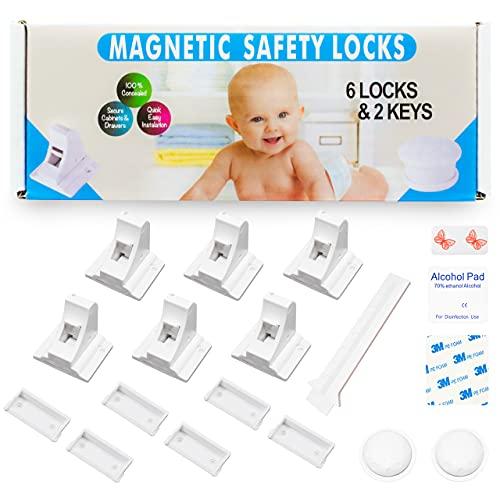 Image of Eco-Baby Cabinet Locks for...: Bestviewsreviews