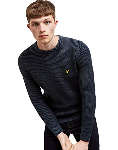 Lyle & Scott Ribbed Jumper Knits