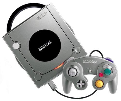 Nintendo Gamecube Console - Plat...