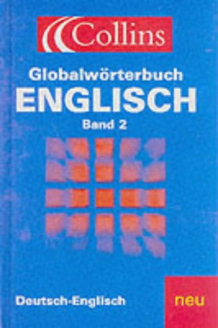 Xgerman/English Globalwbuch Vol 2 (Dictionary)