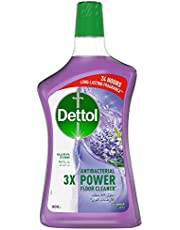 Dettol Lavender Antibacterial Power Floor Cleaner 900ml