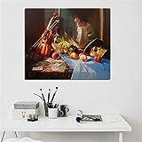 AQgyuh Puzzle 1000 Piezas Cuadro Decorativo nórdico clásico Pintura Arte Moderno Pintura Decorativa Puzzle 1000 Piezas Animales Rompecabezas de Juguete de descompresión intelectual50x75cm(20x30inch)