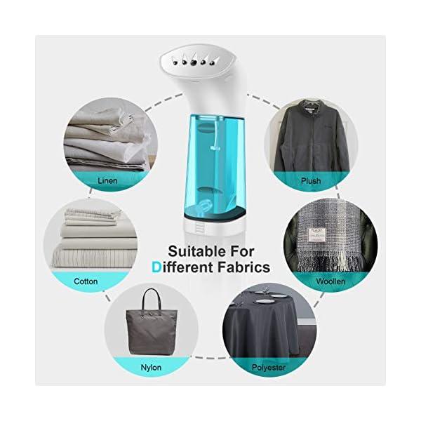 ECHTPower Plancha Vertical Vapor, Plancha de Ropa Horizontal & Vertical