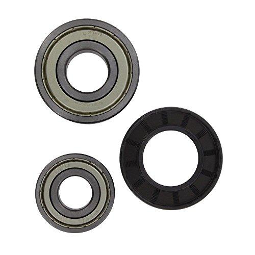 Europart Non Originale Tambour Roulement et kit de Joint d'huile pour Servis/Tricity-bendix/Electra/Whirlpool 800–1200 TR/Min Série