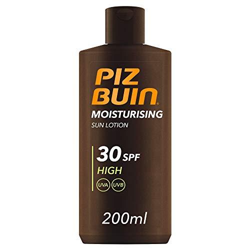 Piz Buin Moisturising Sun Lotion SPF30, 200ml