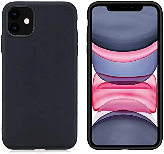 Matte Plastic Flexible Protection Cover, Smooth, Soft TPU Case for Apple iPhone 11 / iPhone 11 Pro/iPhone 11 Pro Max (iPho...