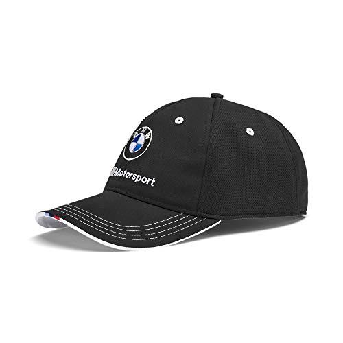 PUMA BMW M Motorsport Black Logo Hat
