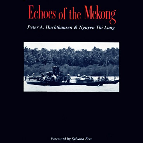 Echoes of the Mekong audiobook cover art