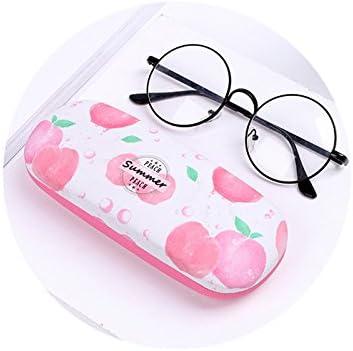 Geeignet f/ür Kinder Und M/änner und Frauen Weimay Brillenetui Schwer Deckel umdrehen Sonnenbrille Brillenetui Tragbar Komprimierung Sch/ützen Sie Ihre Brille