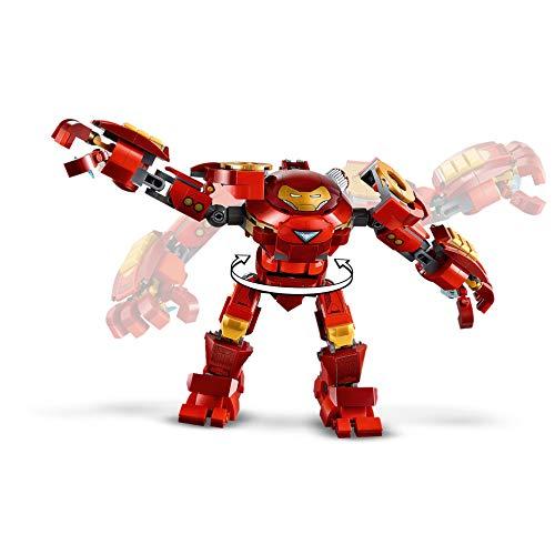 LEGO Marvel Avengers - Hulkbuster de Iron Man vs. Agente de A.I.M. (76164)
