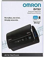 Omron evolv blood pressure monitor wireless