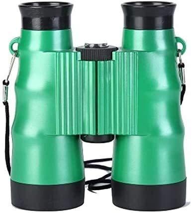 KK Gabby Telescopio Binocular 6x36 Binocular Plegable de Juguete for niños al Aire Libre