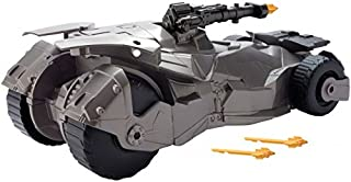 DC Comics Justice League Mega Cannon Batmobile Vehicle
