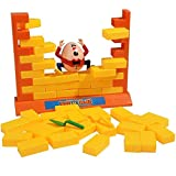 WHYQZ Humpty Dumpty Wall Game - Tearing Down Brick Demolition - 3D Fun Game - Ideal for Birthday Gifts Party Games