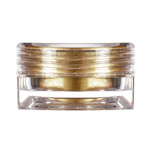 Hermione Hosmer Ongles Art Paillettes Pigment Poudre Gel Vernis Miroir Manucure éTincelles Pour Ongles Uv DéCorations Chrome Holographique Ongle Gold