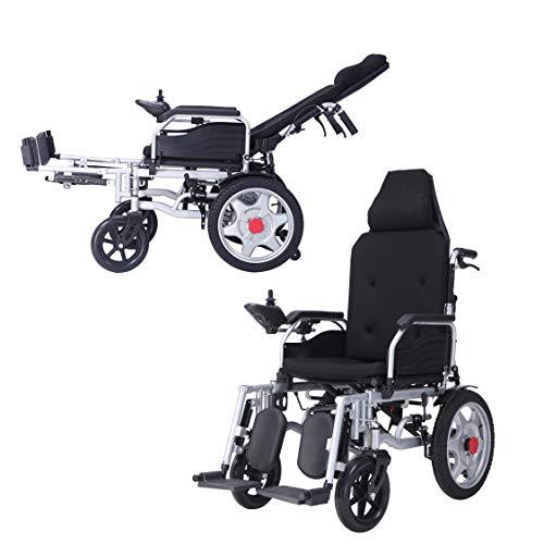 Ultralight Mobiliteit Vervoer Rolstoel lichtgewicht opvouwbare Driving Medical Adult Medical Supplies, Multi-Function Volledige Reclining rolstoel op het vliegtuig