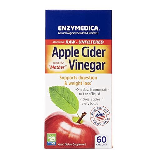 Enzymedica Apple Cider Vinegar Pills