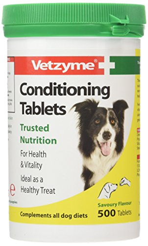 Vetzyme Conditioning, 500 Tablets
