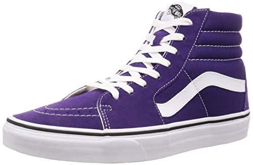 Vans Unisex-Sneaker UA SK8-HI aus lila Stoff VN0A4BV6V7F1