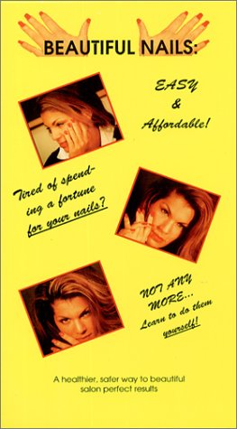 Gloria Francis' Beautiful Nails Easy & Affordable [VHS]